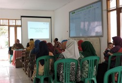Women Monthly Meeting di Sukakarya – Cianjur