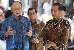 Presiden World Bank Ajak Dunia Tiru Indonesia Atasi Gizi Buruk